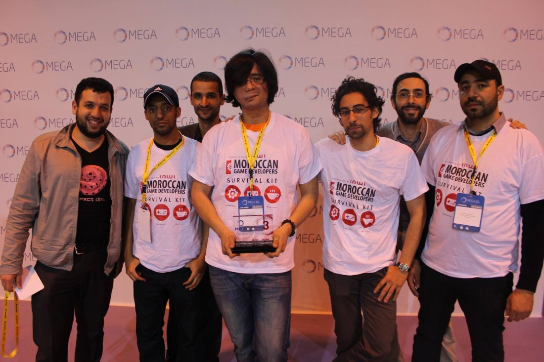 Moroccan Game Developers s'envolent en force pour Beyrouth