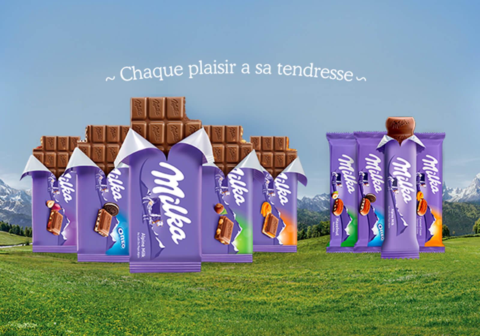 Mondelēz introduit Milka au Maroc