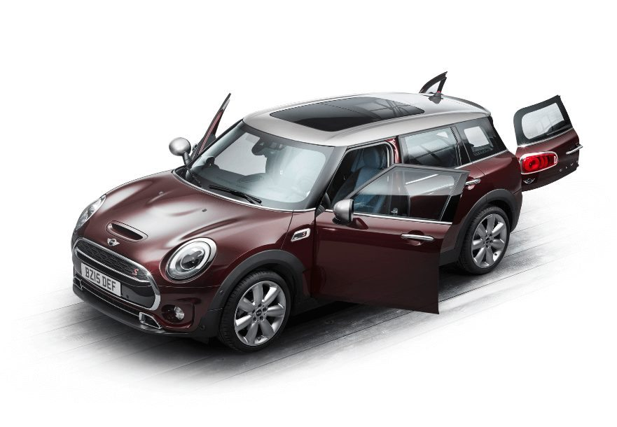 Mini Cooper Club Man 00