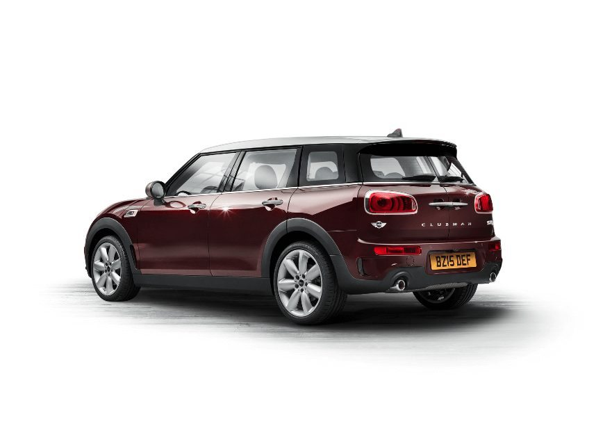 Mini Cooper Club Man 01