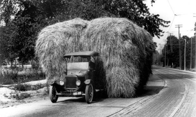 Il y a 100 ans, Ford lançait le FordTT, pionnier des utilitaires