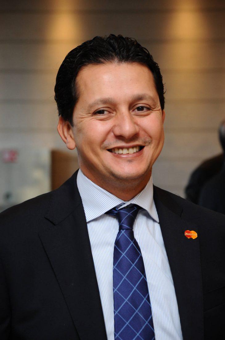Mohamed Benomar Mastercard