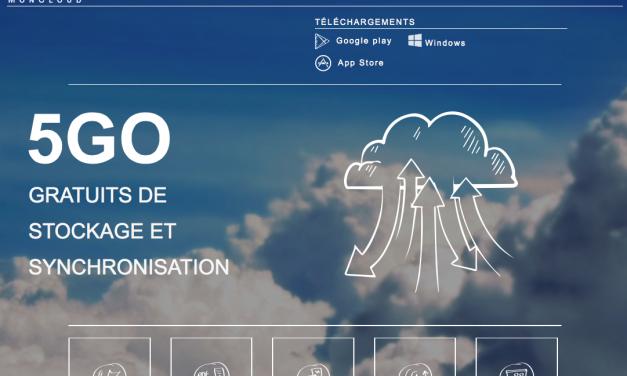 Maroc Telecom lance MonCloud