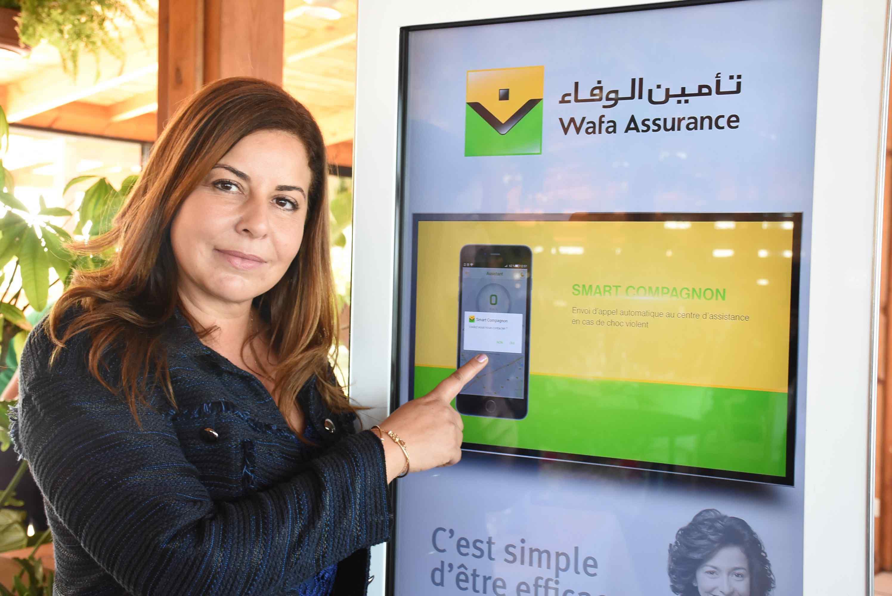 Wafa Assurance : Nouvelles fonctionnalités de l'application mobile MyWafa