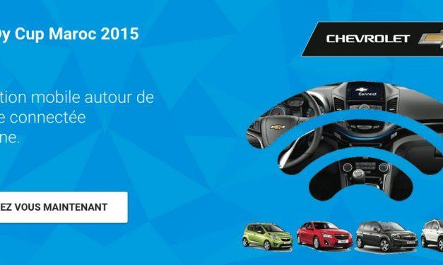 ScreenDy Cup Maroc 2015 : l'innovation mobile autour de la voiture connectée marocaine