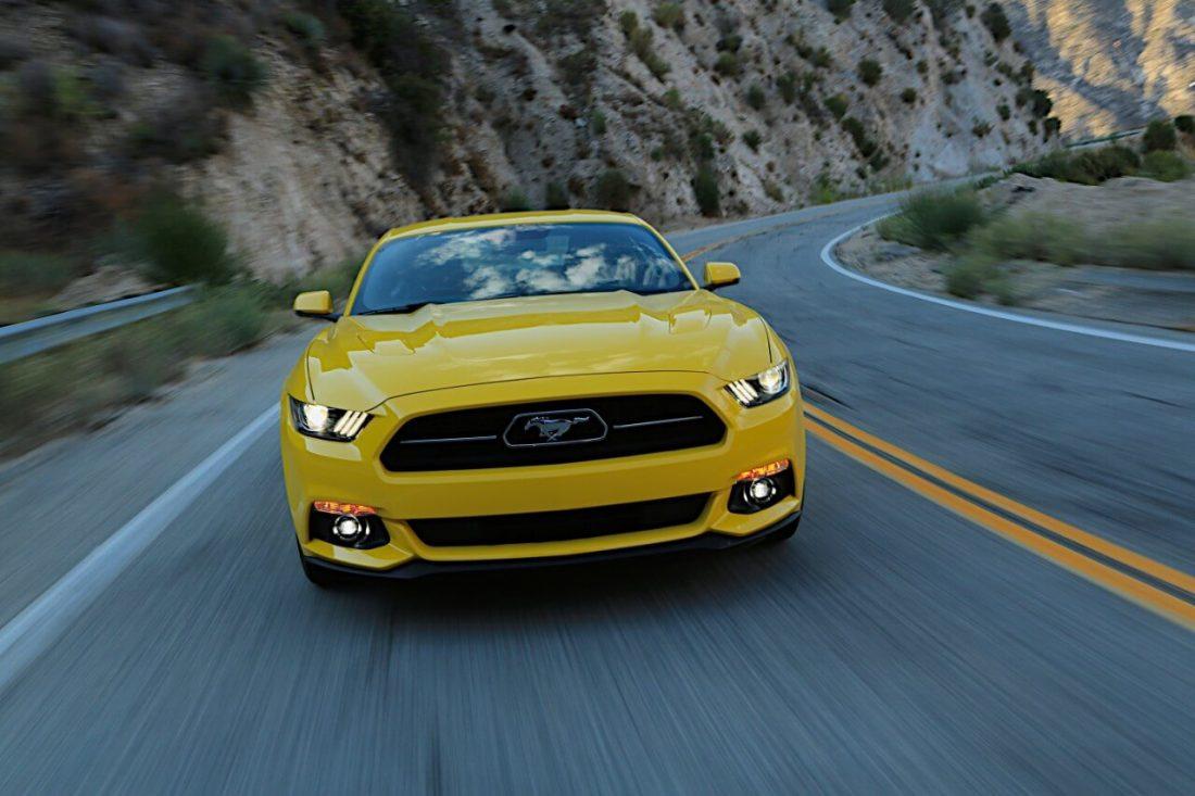 Ford : La Mustang reçoit le prix MECOTY