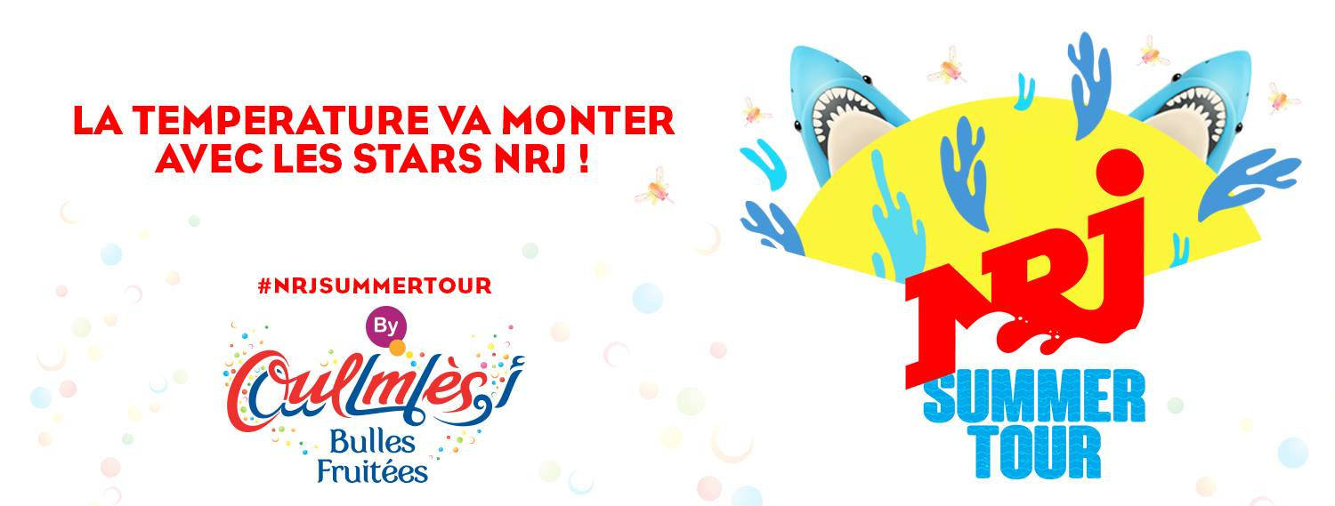 NRJ Summer Tour Cover