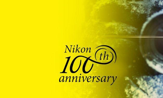Nikon fête ses 100 ans