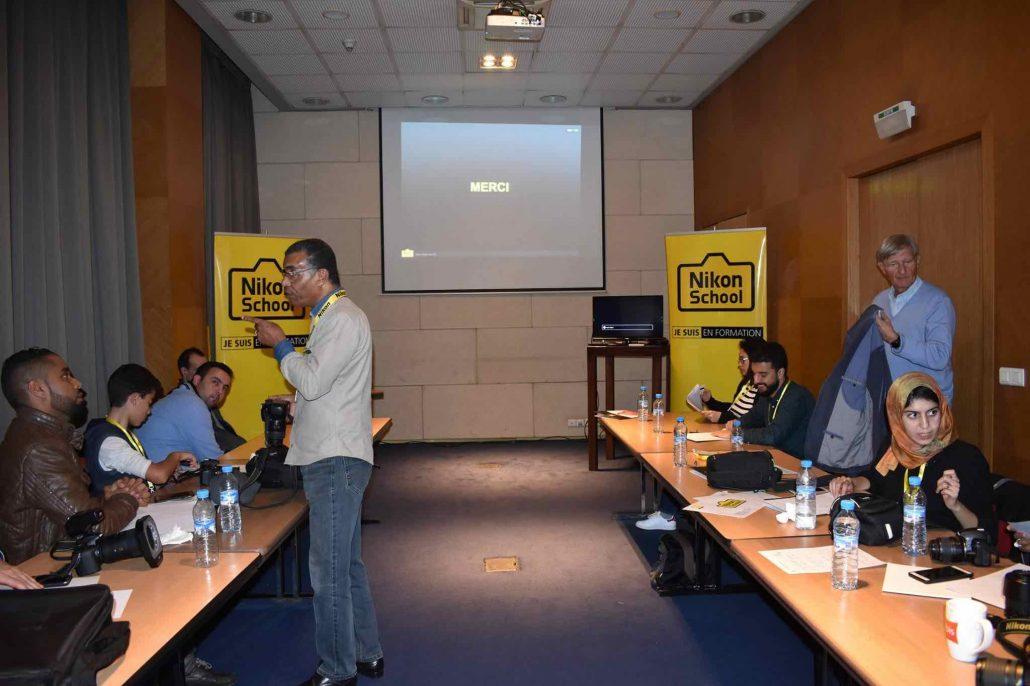 Nikon School Maroc
