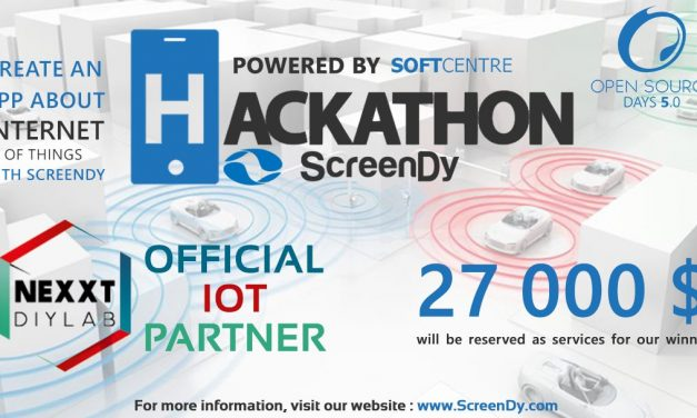 Hackathon ScreenDy aux Open Source Days 5.0
