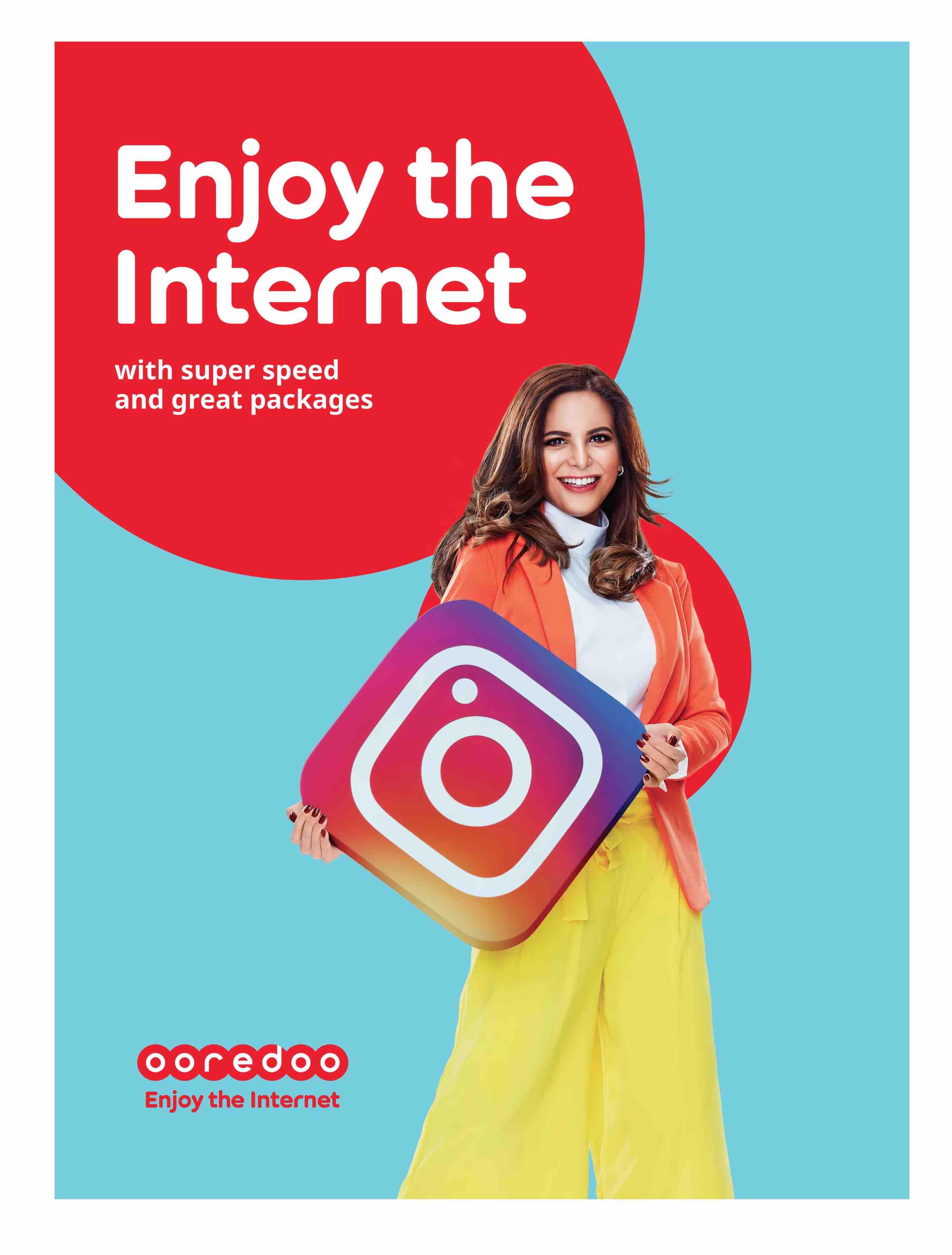 Ooredoo-Enjoy-The-Internet-Instagram