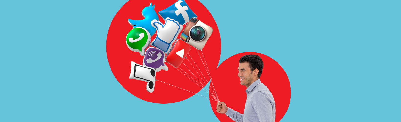 Social Media Celebrities from the Region 'Enjoy The Internet' in New Ooredoo Advertising Campaign