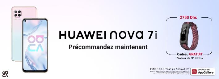 PRECOMMANDE NOVA7I