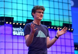 Paddy Cosgrave Web Summit