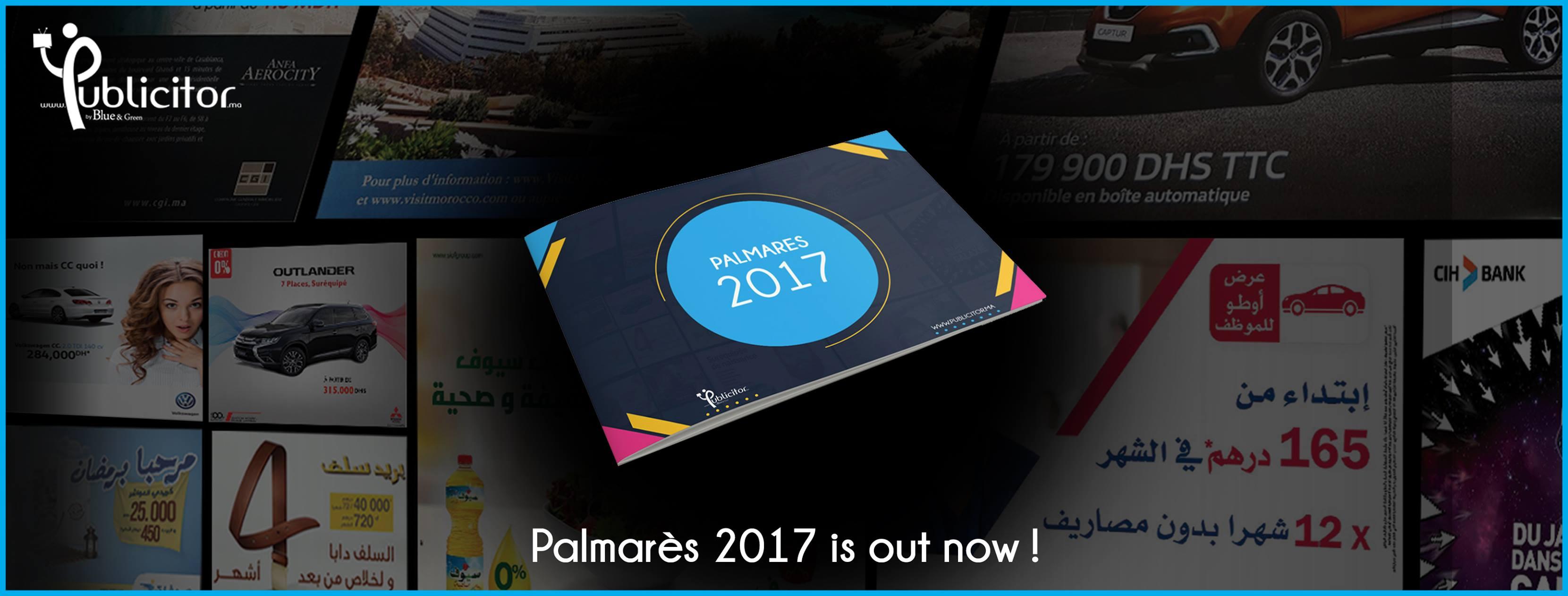 Palmares Publicitor 2017