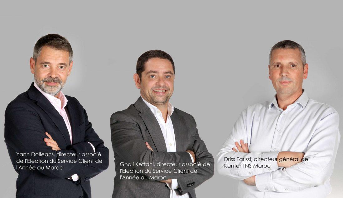ESCDA Maroc et TNS révèlent les résultats de la première étude sur le service client au Maroc