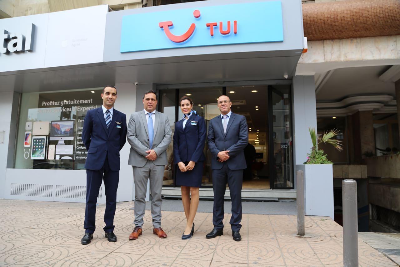 Inauguration du premier TUI Store au Maroc