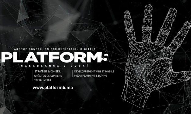 Le Groupe MCN Maroc lance l'agence Platform5 Casablanca