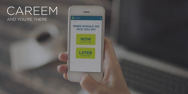 """Smart Taxi : Careem lance le """"taxi partagé"""""""