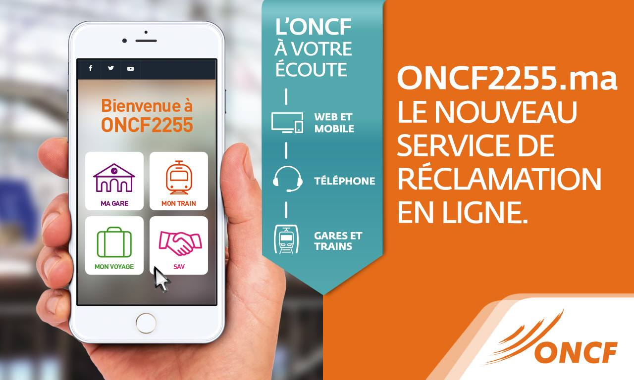 L'ONCF digitalise sa relation client