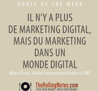 #Quote of the week #23
