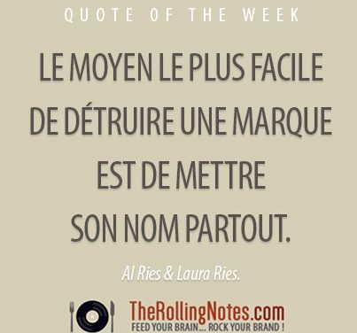 #Quote of the week #25