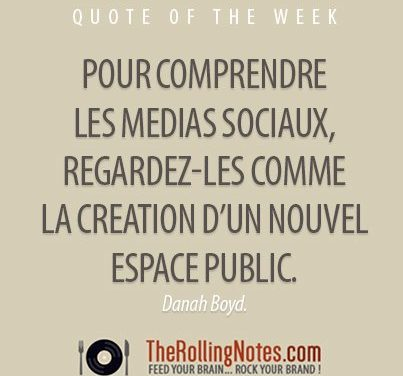 #Quote of the week #28