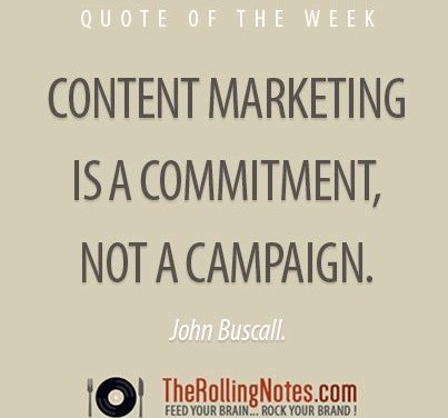 #Quote of the week #30
