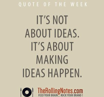 #Quote of the week #35