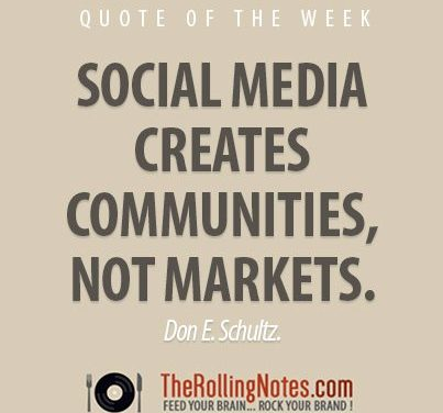 #Quote of the week #39