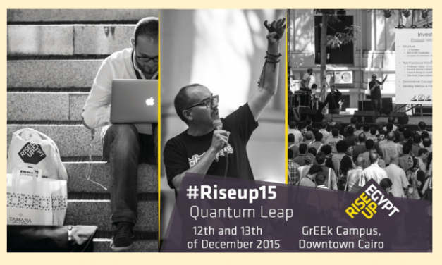 MOROCCAN STARTUPS : Join the moroccan delegation at RiseUp Summit in Egypt