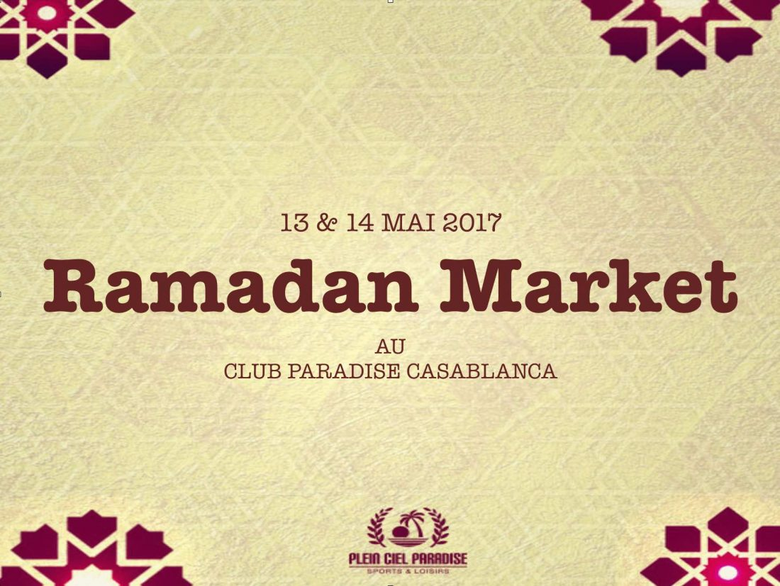 Salon Ramadan Market