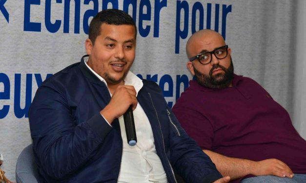 La Fondation Attijariwafa bank donne la parole à de jeunes artistes marocains.