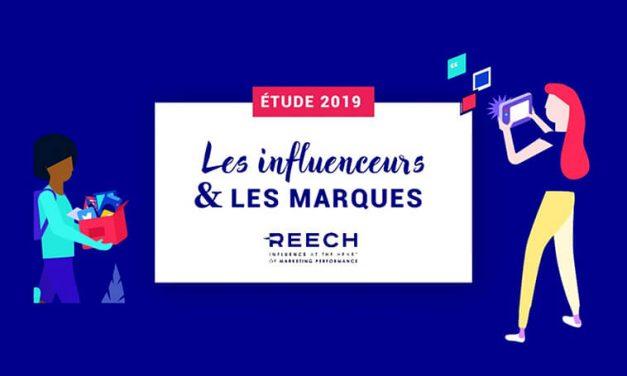 Les influenceurs et les Marques en 2019