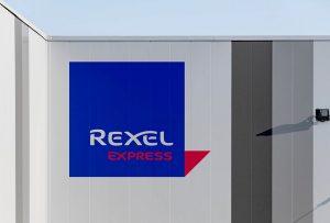 Rexel-Express-Branding