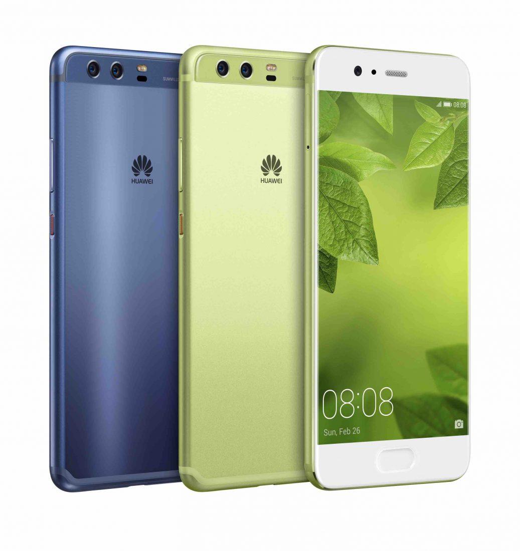 Huawei lance la série P10 et P10 Plus