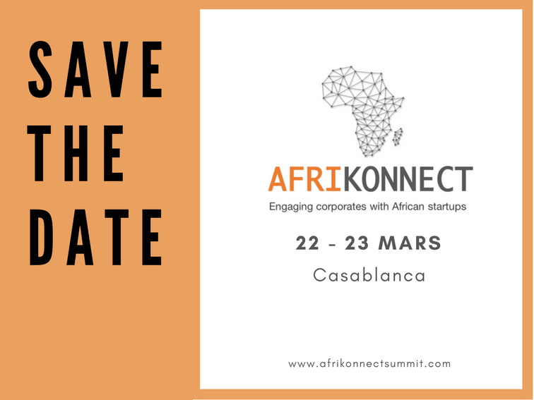 SAVE THE DATE - AFRIKONNECT
