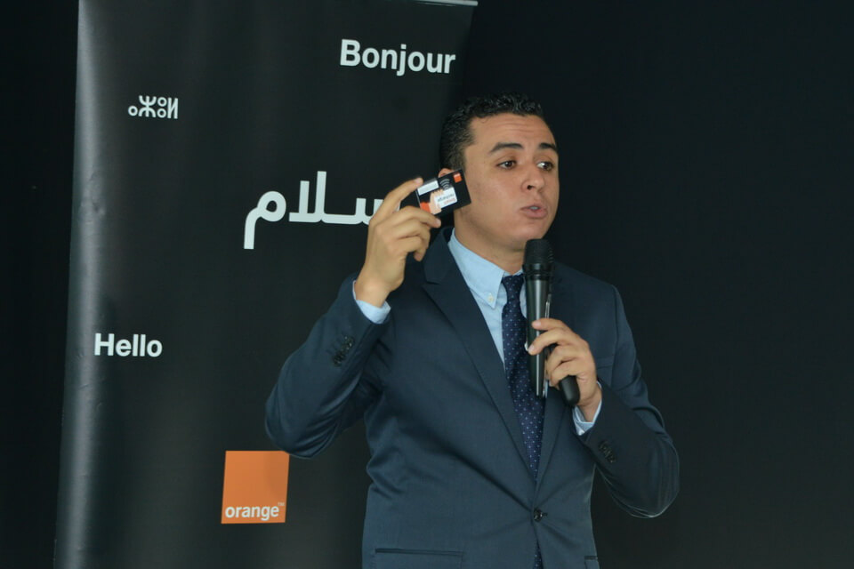SMART Recharge : Orange Maroc lance un service de recharge sans contact