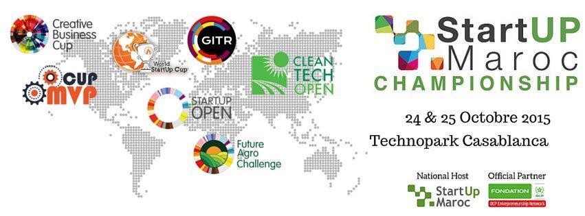 STARTUP MAROC CHAMPIONSHIP : le premier championnat des startups marocaines