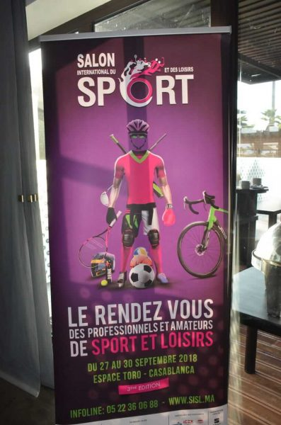 Salon International Sport Loisirs Rollup