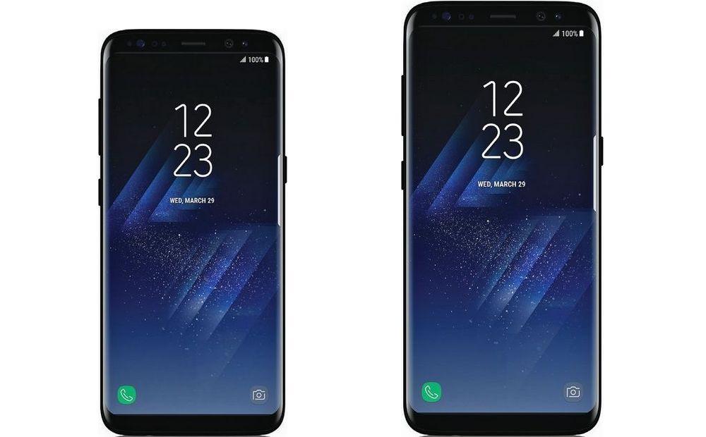 Samsung-Galaxy-S8-S8 Plus
