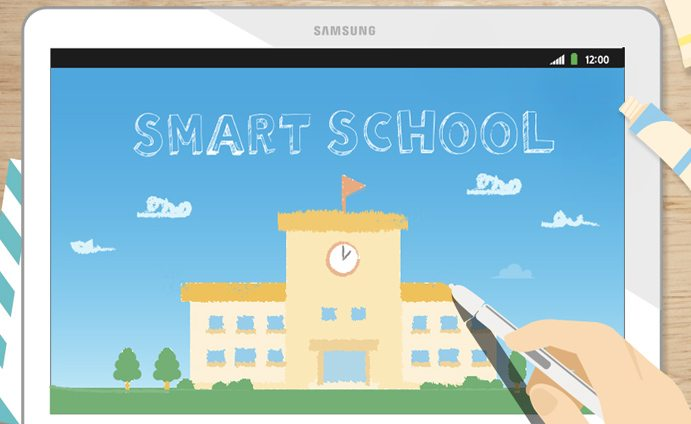 Samsung-Smart-School