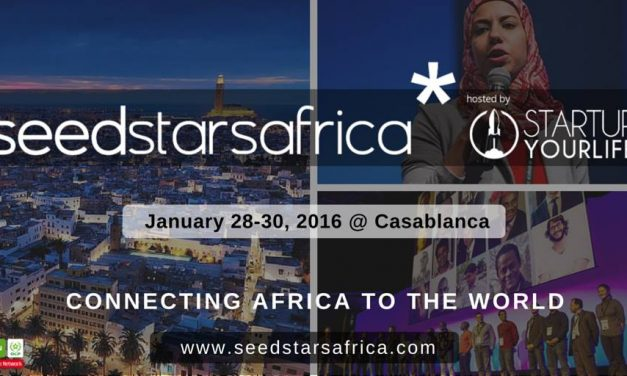 StartUpYourLife organise SeedStars Africa