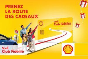 Shell Club Fidélité Cover