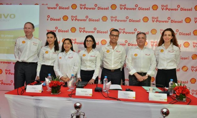 Vivo Energy Maroc lance Shell V-Power Diesel