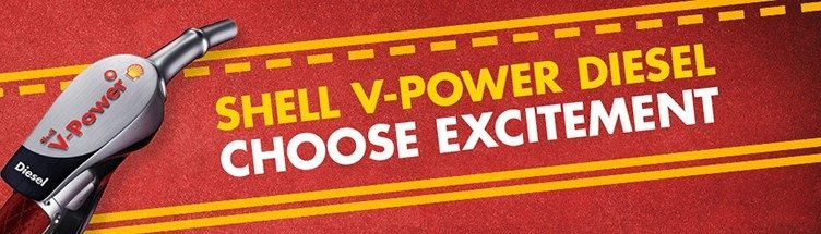 Shell V Power Diesel