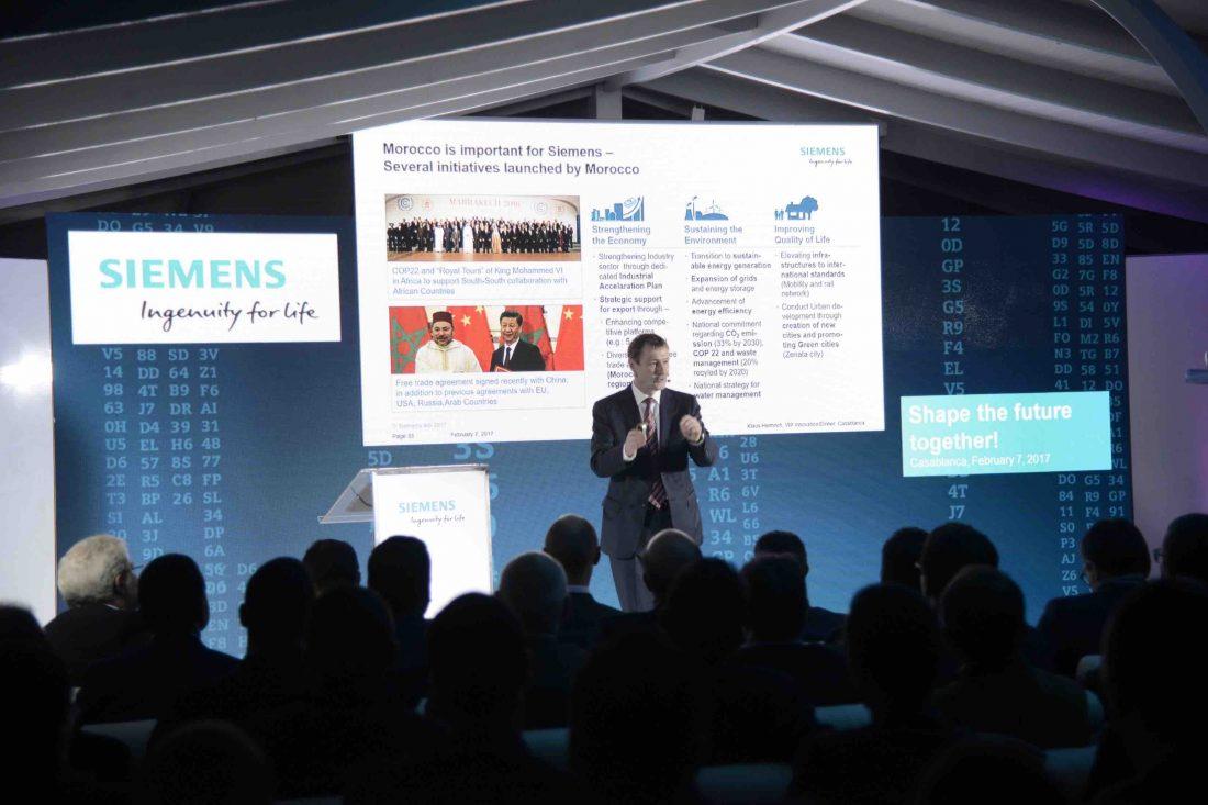 Siemens Maroc Event 01