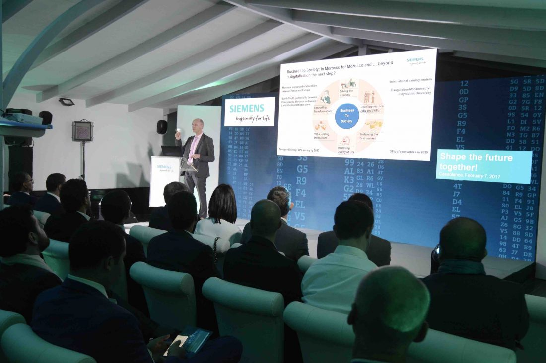 Siemens Maroc Event 02