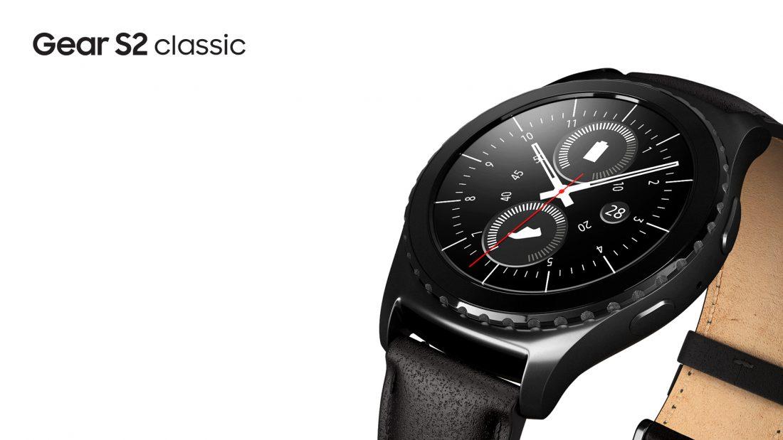 Samsung Gear S2 m'a donné envie de remettre une montre