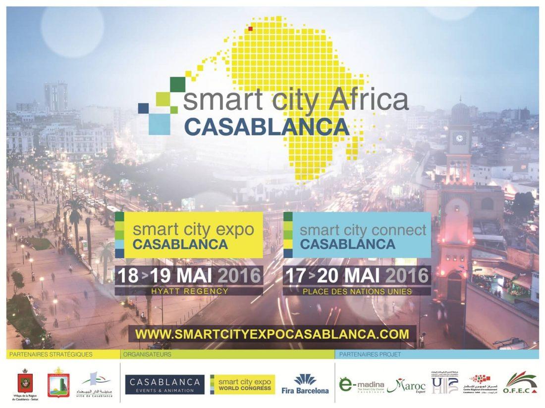 Smart City Africa Casablanca